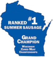 Summer Sausage 2013 Grand Champion