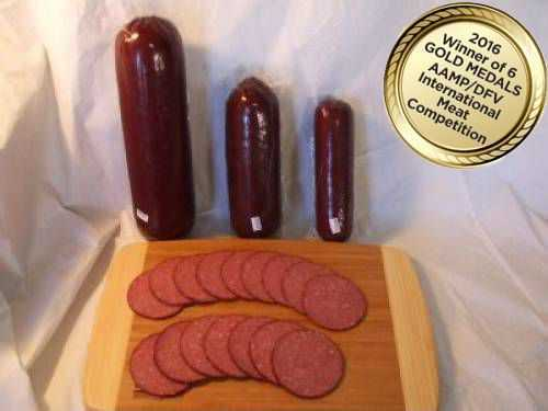All Beef Summer Sausage