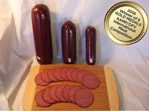 Garlic Summer Sausage
