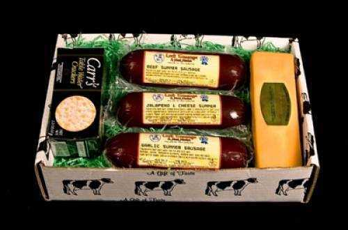 Sausage Sampler Box